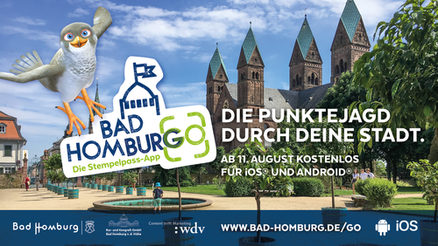 Digital durch Bad Homburg